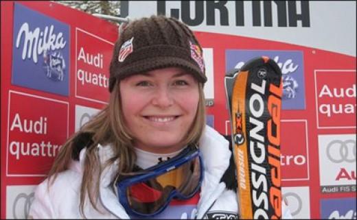 Lindsey Vonn Best Women's Skier in US History