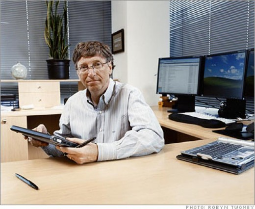 Bill Gates....Engineer