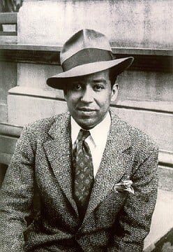 Langston Hughes, Then and Now