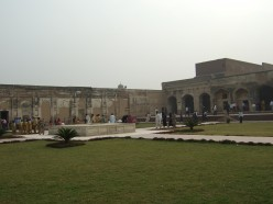 Jahangir's Quadrangle