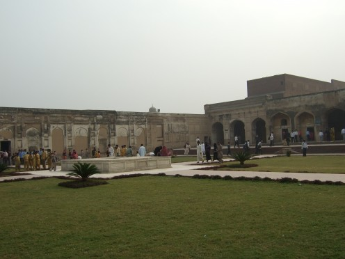 Jahangir's Quadrangle