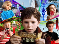 Charlie, who is given his wish of finding the last golden ticket. Is also the winner because of his unselfish behavior.