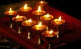 Let us Light a Candle for Tibet.