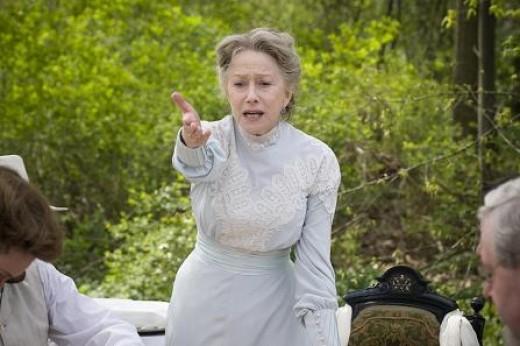 Helen Mirren as Countess Sofiya Tolstoy