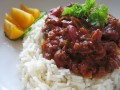 Simple Slow Cooker Vegan Chili Recipe (With Meat-Lover Options)!