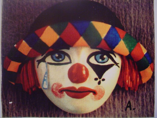 Patches The Clown.