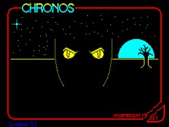 Chronos Cheat Codes