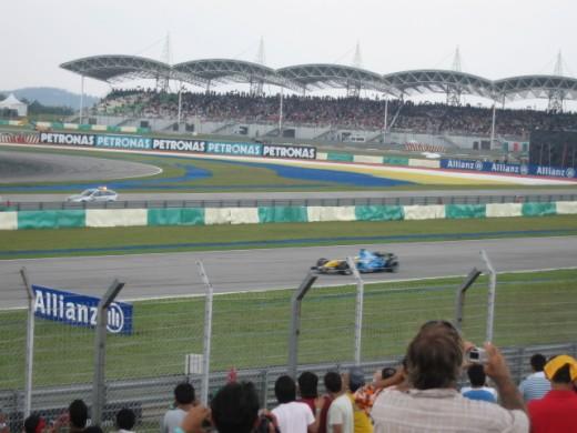 F1 Sepang Malaysia
