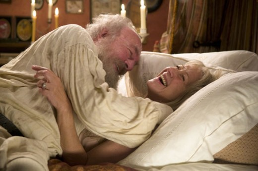 Christopher Plummer and Helen Mirren, The Last Station