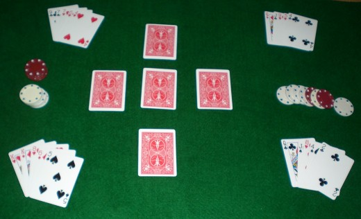 play criss cross poker online free