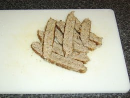 Doner Kebab Meat Sliced