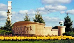 SouthPark Center (Westfield SouthPark), Strongsville, Ohio