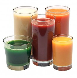 Juice fasting shows health benefits