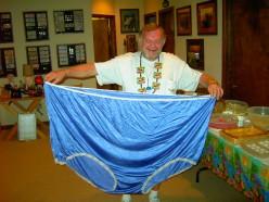 Enormous panties