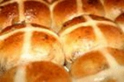 Easter Recipes - Hot Cross Buns and More