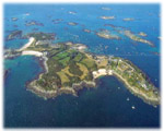 The Chausey Islands