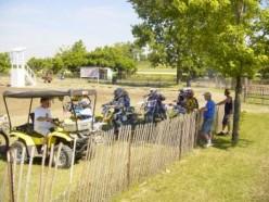 Motocross school in Wisconsin.