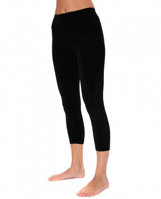 Danskin Supplex Lycra Capri Legging