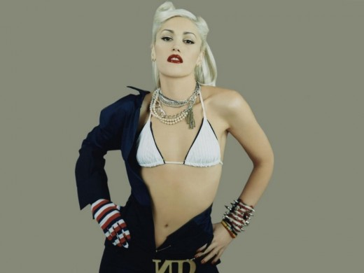 gwen stefani hot wallpapers. Gwen Stefani Hot And Sexy