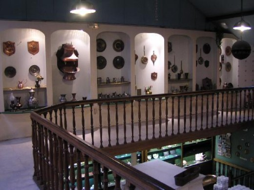 The gift shop