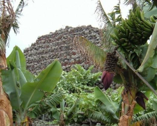 La Suerte pyramid near San Marcos