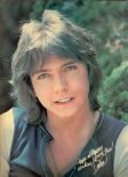 David Cassidy shot to fame on the TV program The Partridge Family