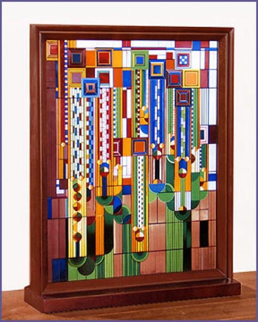 Frank Lloyd Wright Stained Glass Windows | 520 x 650 · 72 kB · jpeg