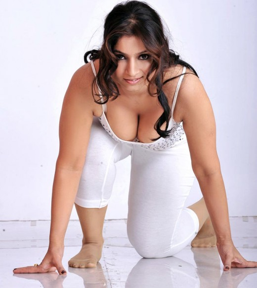 South Indian Actress Srilekha Hot Photo