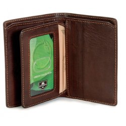 Tony Perotti Front Pocket Extra Page Wallet                            http://www.airlineinternational.net/topeprfrpowa.html