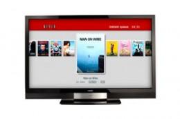 Netflix streaming movies on VIZIO Apps -- image credit: Netflix.com