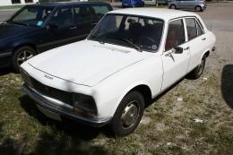 Peugeot motor cars were always his favorite form of transport.