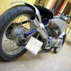 How to Build a Brand New Custom Chopper out of Junk Motorcycle Parts at Home?