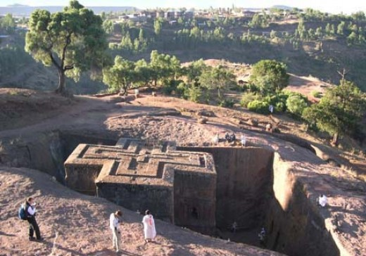 The most well preserved of all the other Lalibela Churches. 1999-2010 Orbitz Away LLC By Ben Sumer