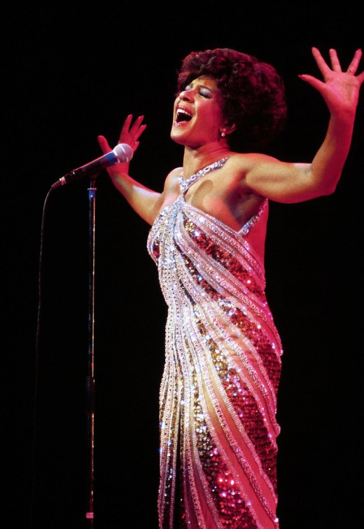 Shirley Bassey Greatest Welsh Woman singer