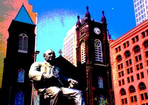 Cleveland's Public Square