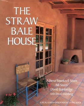 A book on straw bale homes