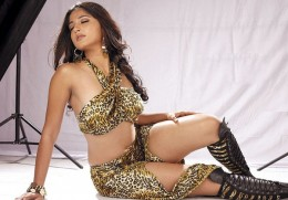 Hot-Unseen photos of Anushka Shetty