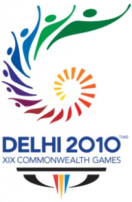 Logo of 2010 Commonwealth Games