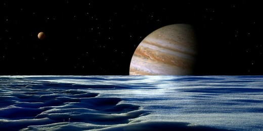 What is the surface of neptune like