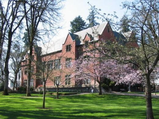 Pacific University - Oregon
