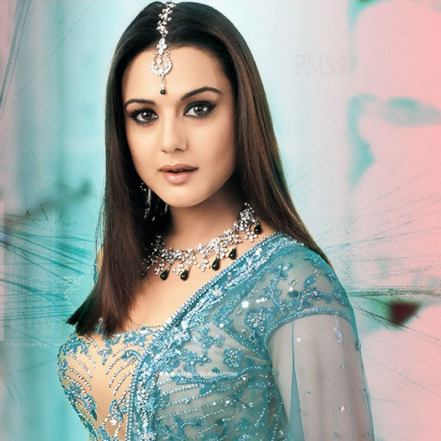 Preity Zinta wide screen wallpapers