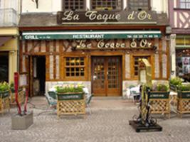 Le torque d'or restaurant