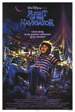 The flight of the navigator brings top notch special effects to a brilliant Disney movie!