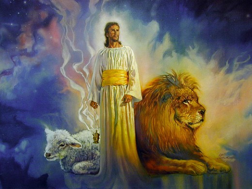 The Lamb, Jesus, The Lion