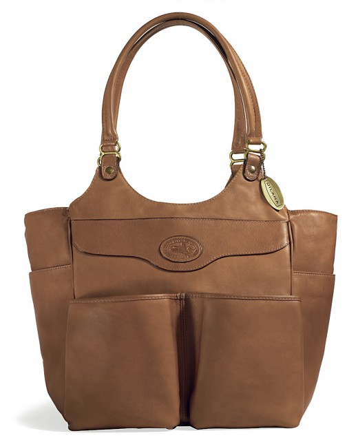 Santa Fe Market Tote in full-grain Colombian Leather    http://www.airlineinternational.net/safemato.html