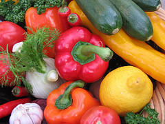 Wonderful Fresh Vegetables