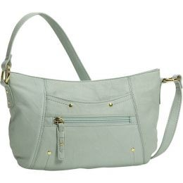 ABBOTT Modern Chic Top Handle Office Tote Satchel Hobo Handbag Purse Shoulder Bag