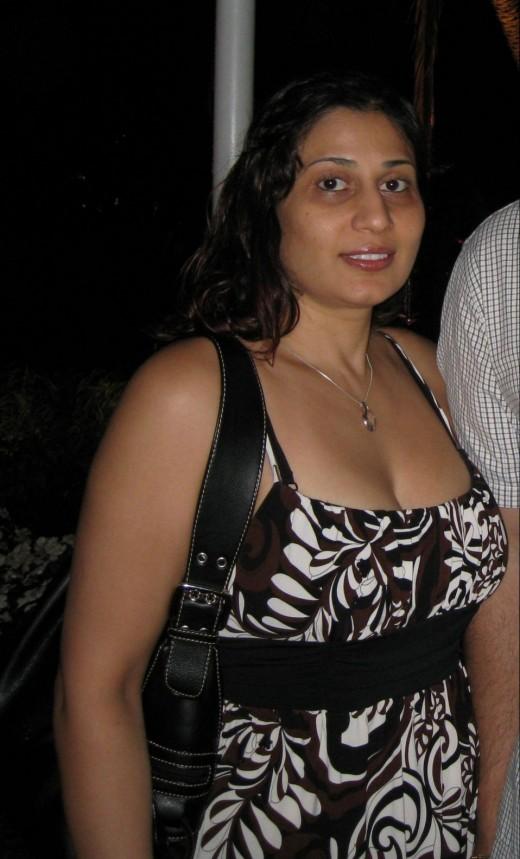 hot nri girls sexy breast show