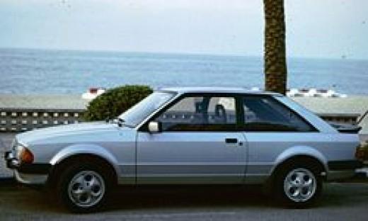 A family car - circa 1984