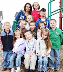 My Class At The Park!
